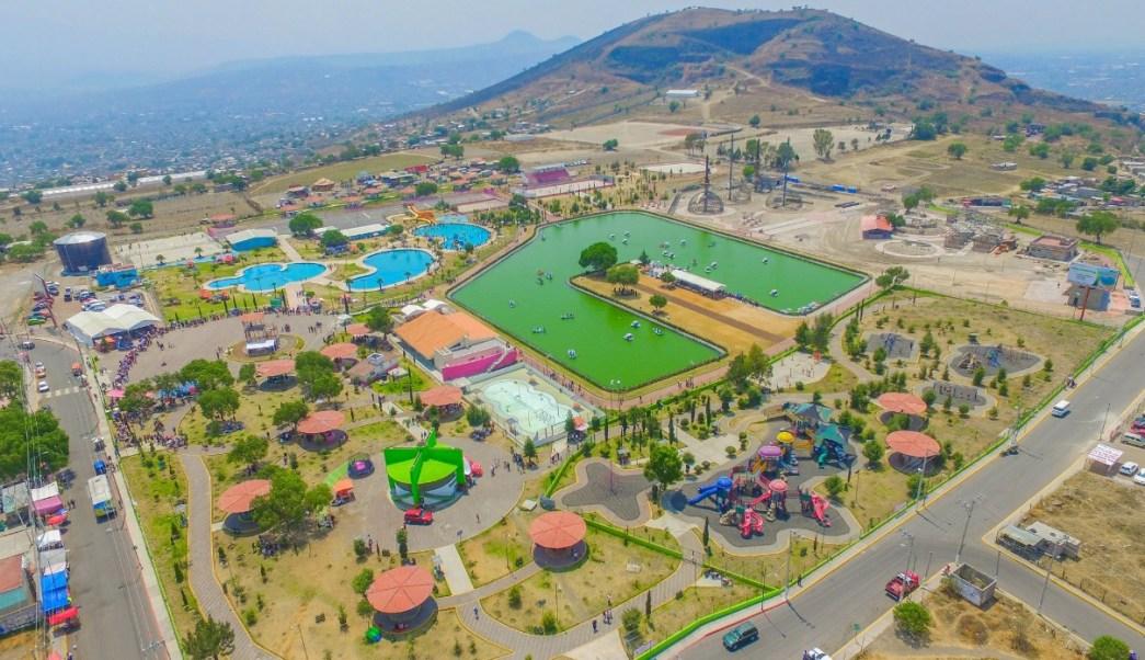 As es el chimalhuache el lago artificial de chimalhuac n for Como construir un lago artificial