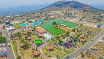 Así es 'El Chimalhuache', el lago artificial de Chimalhuacán