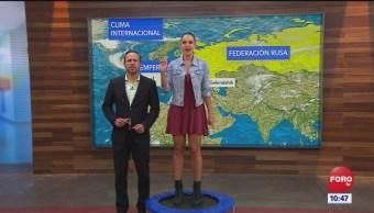 El clima internacional en Expreso del 24 de abril del 2019