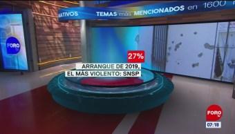 El impacto en las portadas de los principales diarios del 22 de abril del 2019