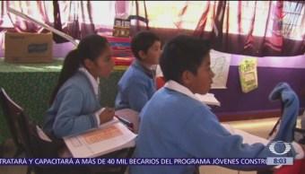 El 'pase automático' de niños de primero y segundo de primaria