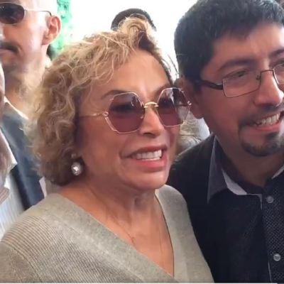 Elba Esther Gordillo reaparece y critica administración del SNTE