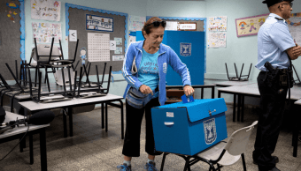 Foto: Elecciones en Israel, 9 de abril de 2019