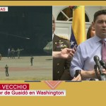 Embajador de Guaidó en EU exige dimisión del dictador Nicolás Maduro