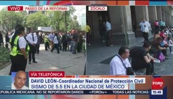 Foto: En Guerrero hay actividad sísmica todos los días: Protección Civil