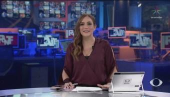 Foto: En Punto Denise Maerker Televisa 15 de Abril 2019