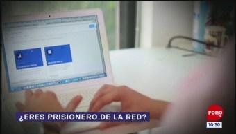 ¿Eres prisionero de la red?