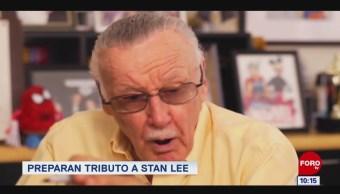 #EspectáculosenExpreso: Preparan tributo a Stan Lee