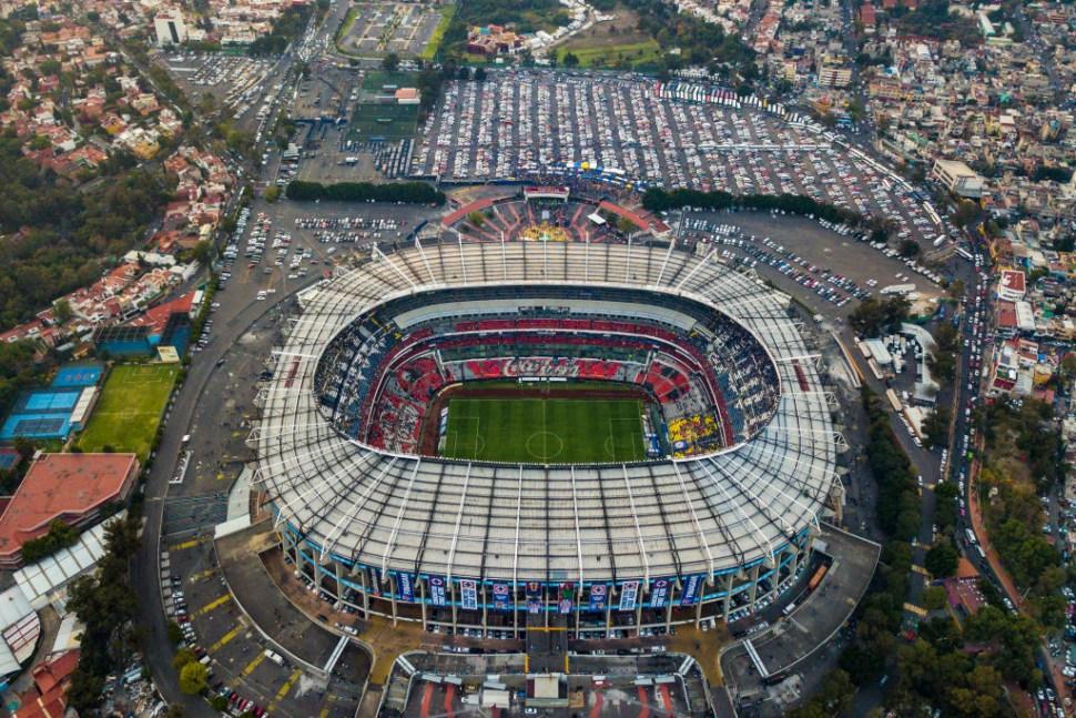 foto estadio azteca 16 de diciembre de 2018 getty images