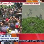 Exhortan a leales de Nicolás Maduro a evitar derramamiento de sangre