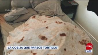 Extra, Extra: Cobija de tortilla