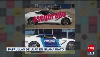 Extra, Extra: Patrullas de lujo en Guanajuato