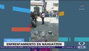 Familia de alcalde de Nahuatzen se enfrenta a Concejo Ciudadano Indígena