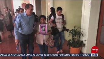 Foto: Familiares de desaparecidos participarán en búsqueda en fosa
