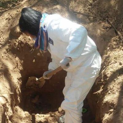 Suman 27 cuerpos hallados en 19 fosas clandestinas en Sonora