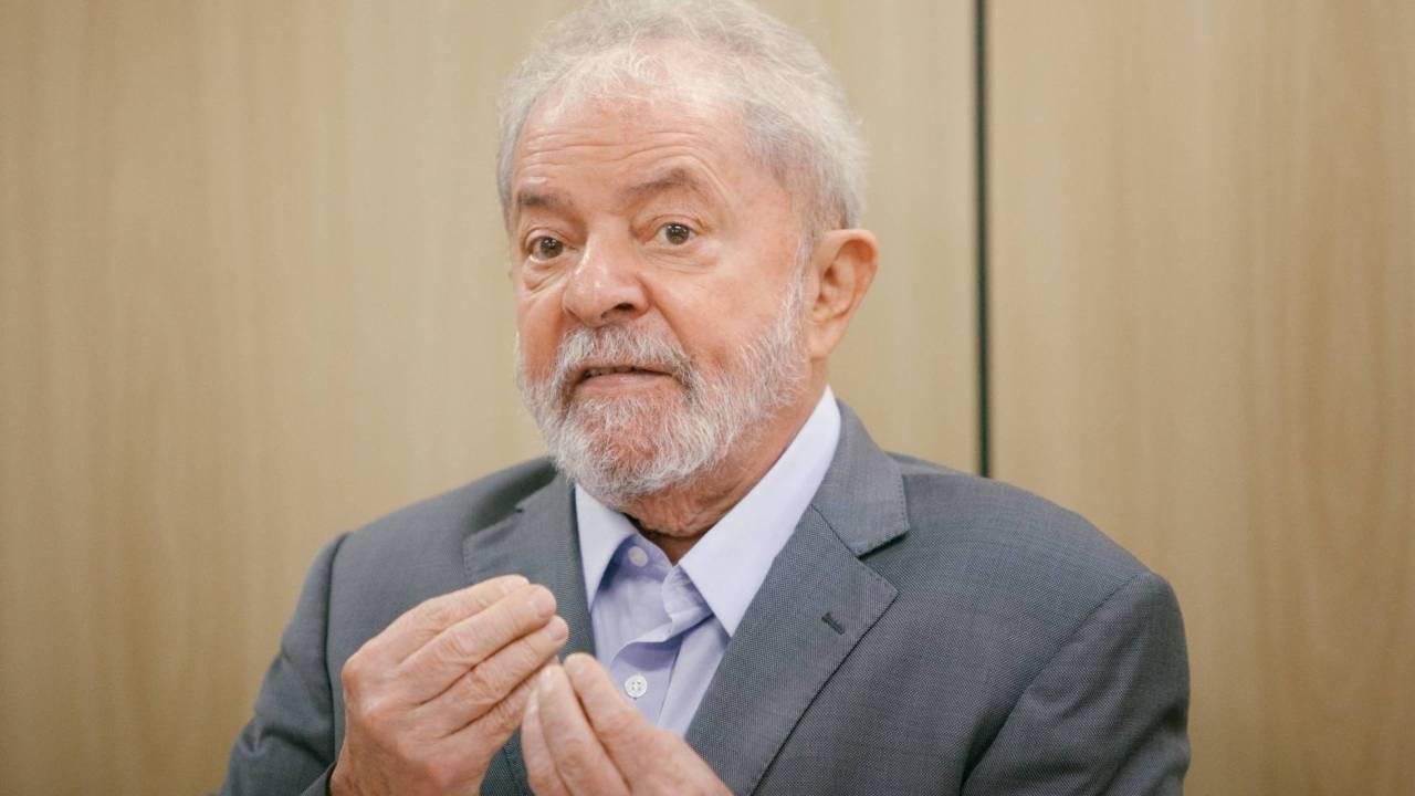 """Foto: """"El País"""" entrevistó al expresidente de Brasil, Luiz Inácio Lula da Silva, desde la cárcel"""