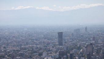 Foto: Fotografía panorámica de la Ciudad de México. El 1 de diciembre de 2018