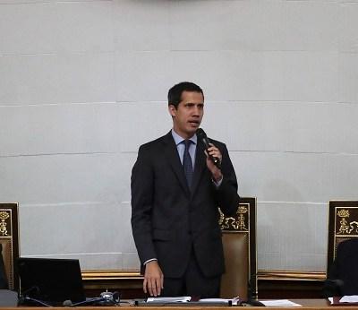 Constituyente venezolana retira inmunidad a Guaidó y autoriza juicio