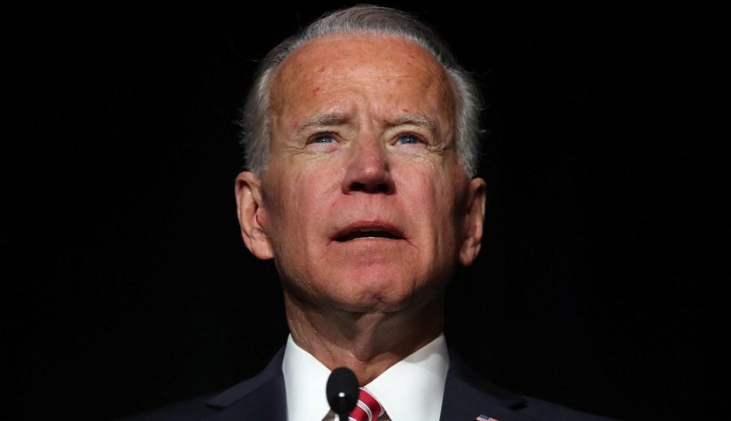 Foto: El exvicepresidente de Estados Unidos, Joe Biden, habla durante una cena demócrata en el estado en Dover, en Delaware. El 16 de marzo de 2019