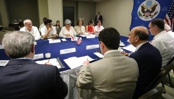 México y EU elaboran agenda de cooperación comercial