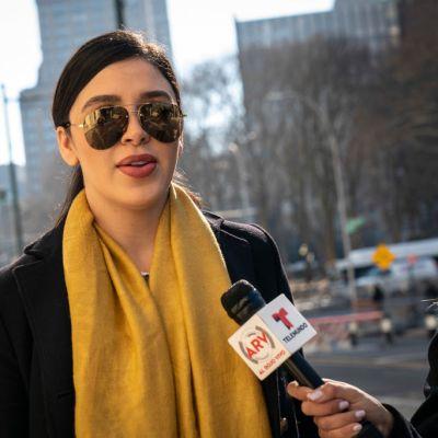 Emma Coronel envía mensaje de amor al Chapo por su cumpleaños