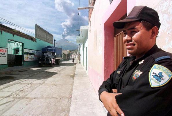 Así fue el simulacro de comunidades cercanas al volcán Popocatépetl