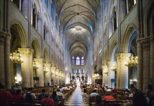 foto catedral notre dame