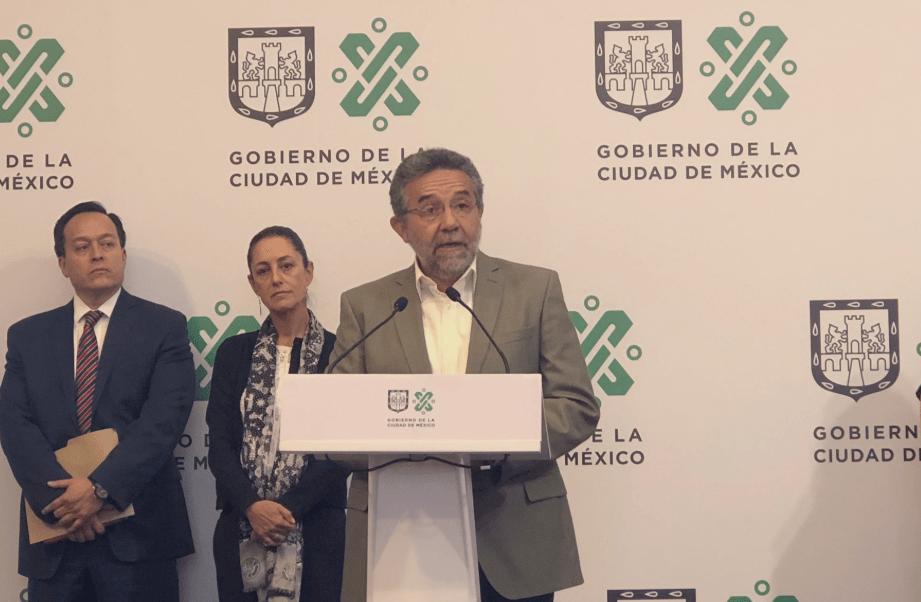 Foto: Gobierno capitalino pone en marcha la campaña No la riegues, cuida el agua, 1 de abril de 2019, Ciudad de México