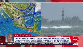 Foto: Gobierno y población se alista para la próxima temporada de ciclones