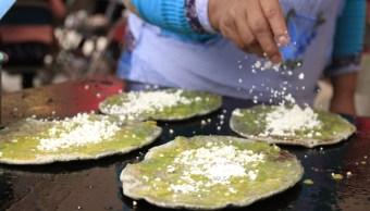 De frijol, rojas o verdes: Feria de la Gordita de Puebla regala 70 mil gorditas