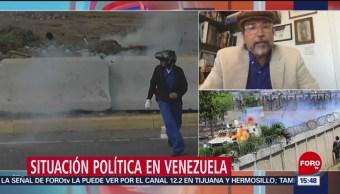 Foto: Gustavo Tovar-Arroyo habla de la situación en Venezuela