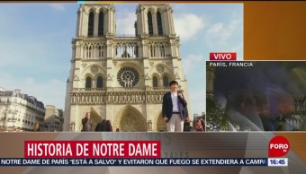 Foto: Historia de la catedral de Notre Dame