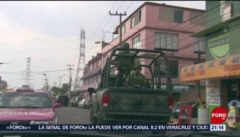 Foto: Patrullajes Militares Disminuir Robos Cdmx Edomex 2 de Abril 2019