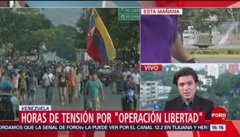 Foto: Integrantes de la oposición en Venezuela están en incertidumbre