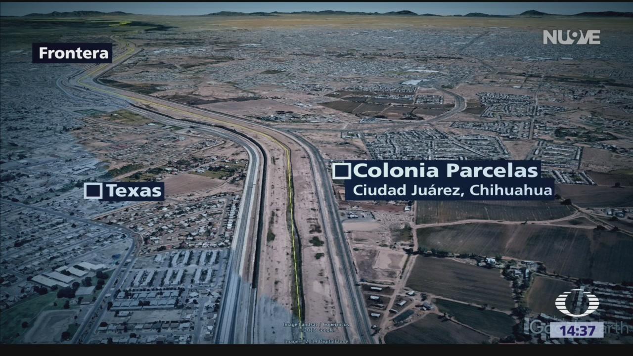 Foto: Investigarán incidente entre militares mexicanos y Guardia Nacional de EEUU