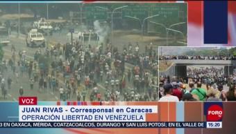 Foto: Juan Guaidó emitirá mensaje esta tarde; se desconoce su paradero