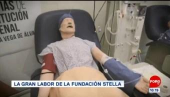 La gran labor de la Fundación Stella