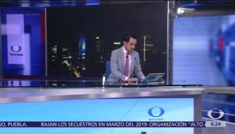 Las noticias, con Danielle Dithurbide: Programa del 16 de abril del 2019