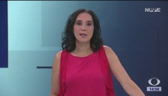 Foto: Las Noticias, con Karla Iberia: Programa del 15 de abril del 2019