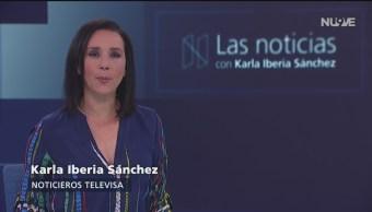 FOTO: Las Noticias, con Karla Iberia: Programa del 19 de abril del 2019, 19 ABRIL 2019