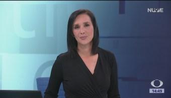 Foto: Las Noticias, con Karla Iberia: Programa del 4 de abril del 2019