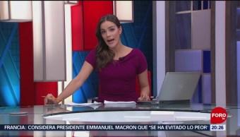 Foto: Las Noticias Danielle Dithurbide 15 de Abril 2019