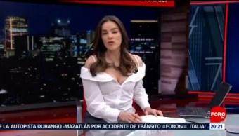 FOTO: Las Noticias de las 20:00 horas, con Danielle Dithurbide: Programa del 18 de abril de 2019, 18 ABRIL 2019