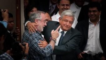 Foto López Obrador nos dio la espalda, dice Javier Sicilia 3 abril 2019