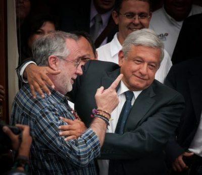López Obrador nos dio la espalda: Javier Sicilia