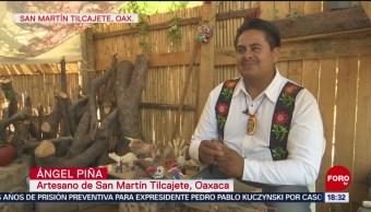 FOTO: Los alebrijes de San Martín Tilcajete, 19 ABRIL 2019