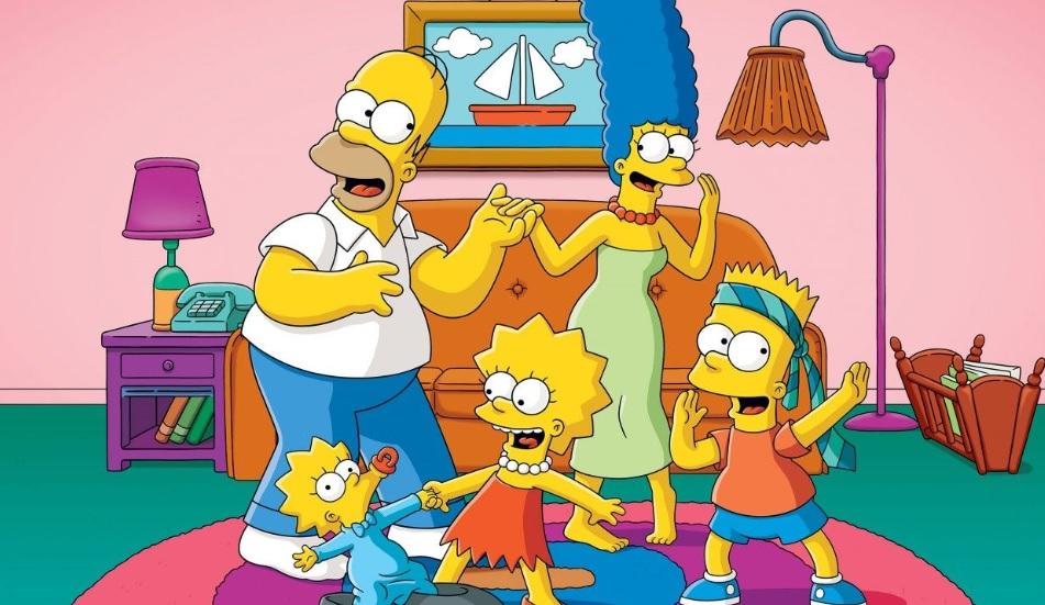 Los Simpson cumplen 30 años