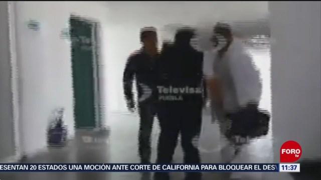 Maestra agrede a estudiante en Puebla