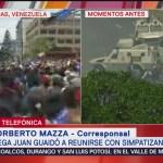 Mandos medios militares están más en sintonía con Juan Guaidó