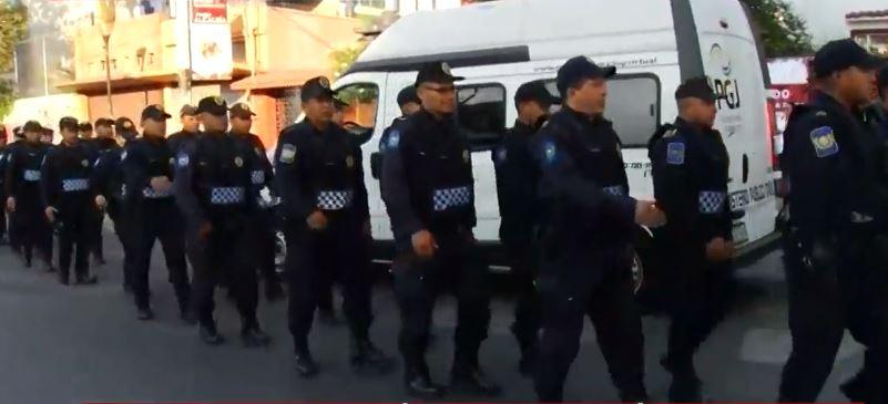 Foto Más de 8 mil policías resguardan 'La Pasión de Cristo' 18 abril 2019